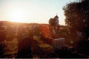 Le cimetière deLofoten
