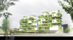 Courbevoie, une autre vision du logementsocial
