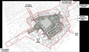 Embellissement du coeur de ville de Courbevoie – les deux premiers projets présentés le 26juin
