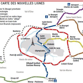 Article du JDD : «Feu vert pour le métro du futur»