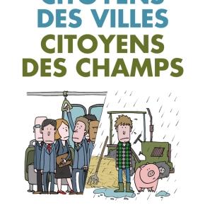 «Citoyens des villes, citoyens des champs» – dédicace le 2 mai àCourbevoie