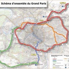 Le Grand Paris Express coûtera 9,5 milliards d'euros de plus queprévu