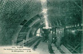 Quel métro pour Courbevoie?