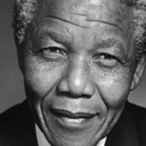 Hommage à NelsonMandela