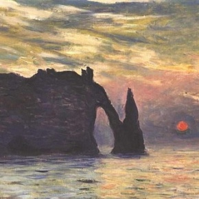Art et science : une application à Monet