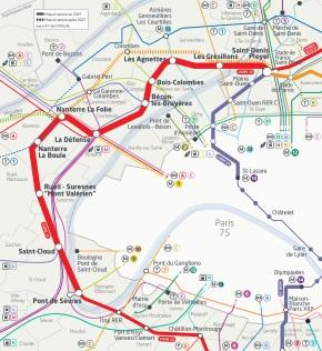 Le métro du Grand Paris, un enjeu desrégionales