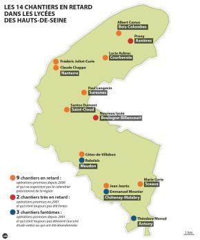 Rentrée des lycées en 2015 : l'abandon coupable de la majorité régionaleactuelle