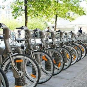 Le Vélib à Courbevoie : du rêve à la réalité!