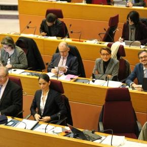 Retour sur la séance des 17 et 18 mars au Conseilrégional