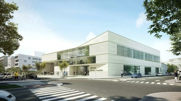 gymnase Pompidou
