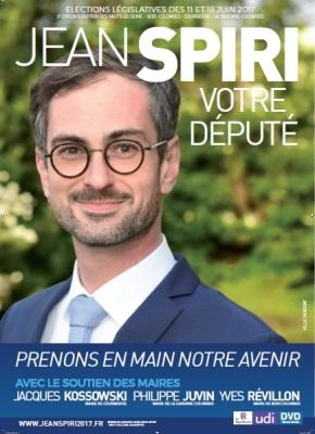 Retrouvez-moi sur mon site de campagne jeanspiri2017.fr